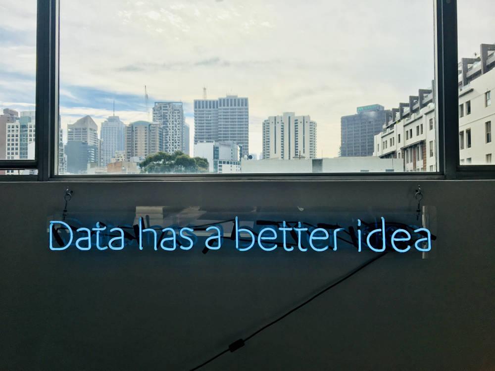 customer data sign